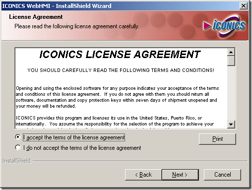 การติดตั้ง Webhmi ของ Genesis32 V9 Genesis32